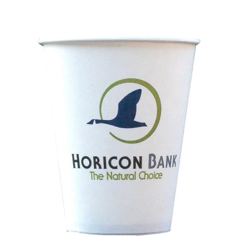 10 Oz. Hot/Cold Paper Cups - High Lines