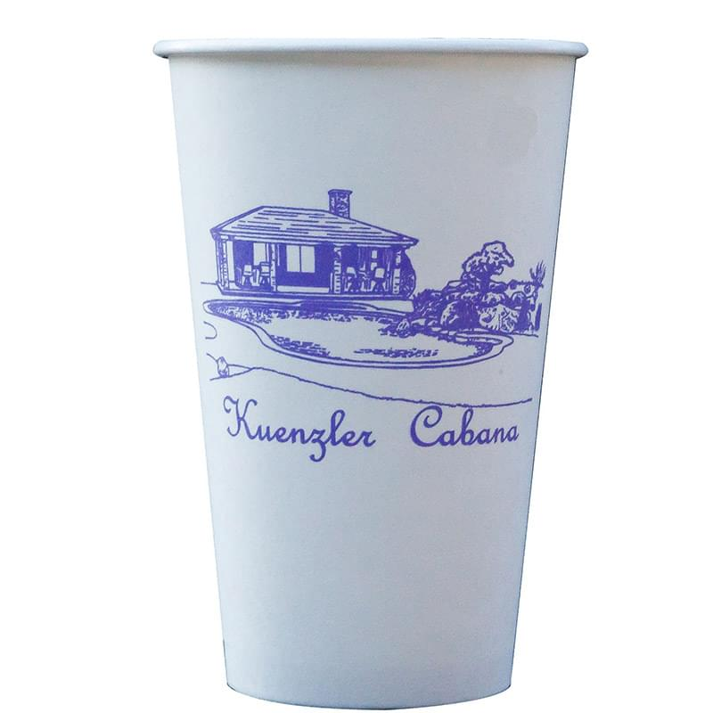 16 Oz. Hot/Cold Paper Cups - High Lines