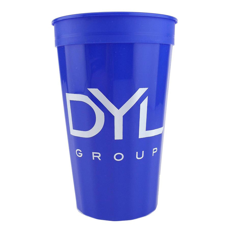 22 Oz. Fluted - Stadium Cups - The 500 Line