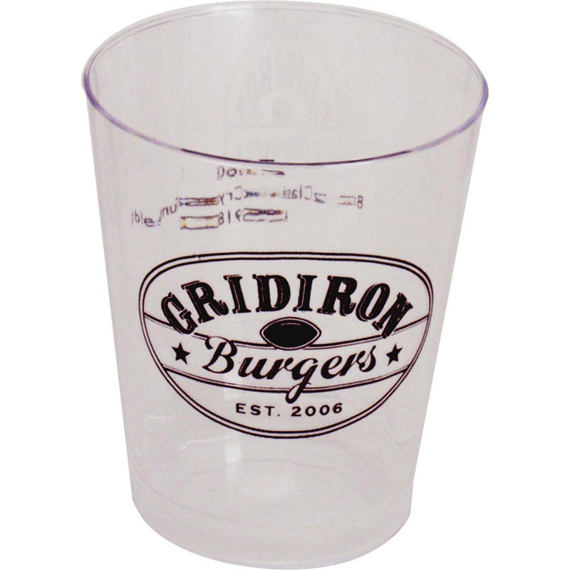 8 Oz. Tall Tumbler - Clear & Classic Crystal® Cups - The 500 Line