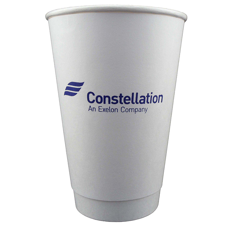 16 Oz. Insulated Paper Cups - The 500 Line