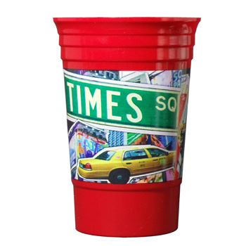Digital 20 Oz. Single Wall Party Cup