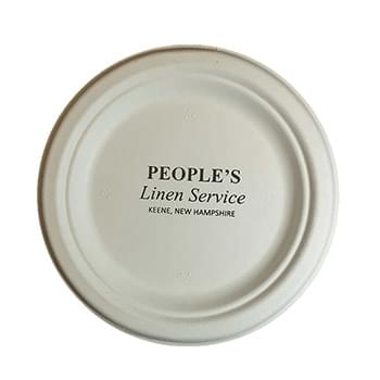 "7"" Eco Friendly Plates - High Lines"
