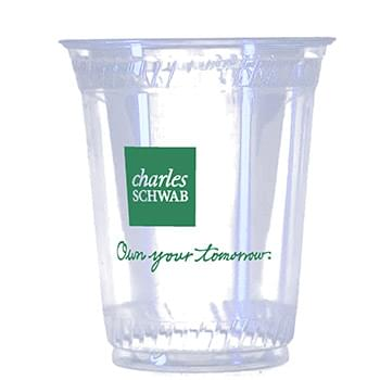 12 Oz. Eco-Friendly Clear Cups - High Lines