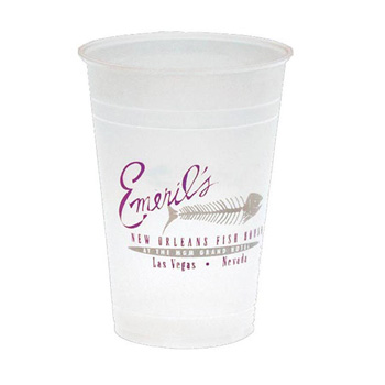 14 Oz. Translucent Cups - High Lines