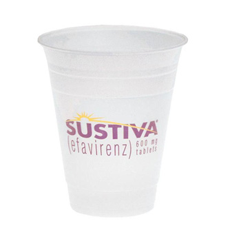 16 Oz. Translucent Cups - High Lines