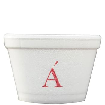 3.5 Oz. Foam Container - Sampler Cups - High Lines