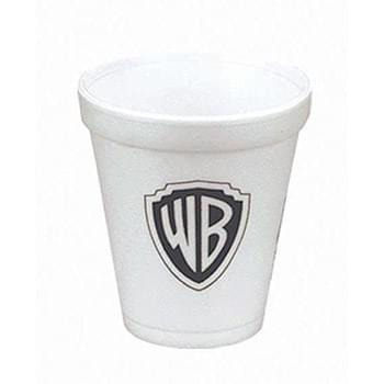 8 Oz. Foam Cups - High Lines