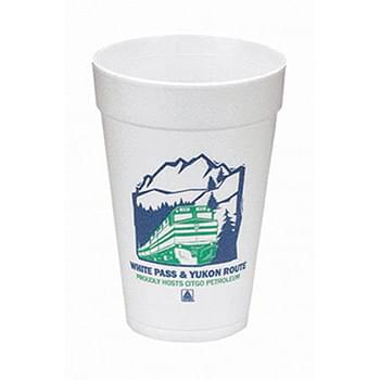 16 Oz. Foam Cups - High Lines