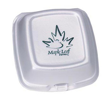 Sandwich - Foam Hinged Deli Containers - The 500 Line