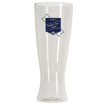 12 Oz. Pilsner Glass - The 500 Line