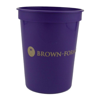 16 Oz. Smooth - Stadium Cups - The 500 Line