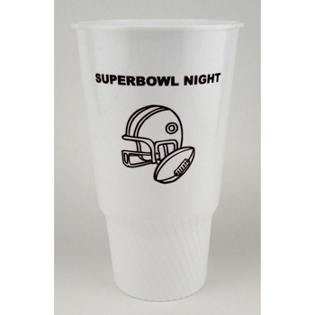 32 Oz. Traveler Stadium Cups - The 500 Line