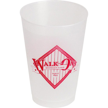 14 Oz. Unbreakable Cups - The 500 Line
