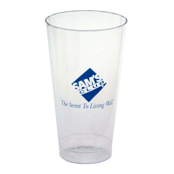 16 Oz. Tall Tumbler - Clear & Classic Crystal® Cups - The 500 Line