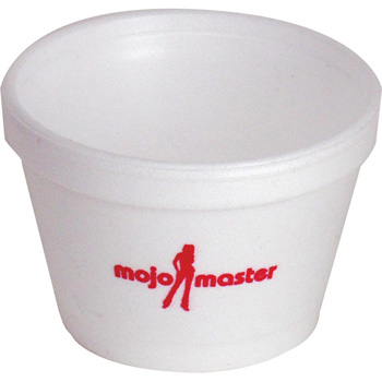 3.5 Oz. 4 Oz. Foam Cup - Sampler Cups - (500 Line)